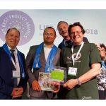 Η ΚΑΛΛΙΣΤΩ τιμήθηκε με πανευρωπαϊκό βραβείo Best of the Best LIFE projects 2018
