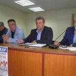 kozan.gr: Kοινό κάλεσμα των Εργατικών Κέντρων Δ. Μακεδονίας στην απεργία που προκήρυξε η ΓΣΕΕ και η ΑΔΕΔΥ για την Τετάρτη 30/5 – Τι ειπώθηκε στη σημερινή (23/5) σύσκεψη για το συντονισμό της κινητοποίησης (Βίντεο & Φωτογραφίες)