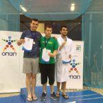 Συνεπείς στα μετάλλια και στο Πανελλήνιο Κολυμβητικό Πρωτάθλημα ΟΠΑΠ Αμεα 2018, ο Αστέρης Ζάμπακας