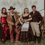 """Θεατρική παράσταση """"Άγρια Δύση"""",την Τετάρτη 27 Ιουνίου, στο  Ανοιχτό Θέατρο Πάρκου Εκτάκτων Αναγκών στην Πτολεμαΐδα"""