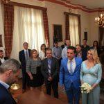 Παντρεύτηκε, με πολιτικό γάμο, στο δημαρχείο Κοζάνης, σήμερα Σάββατο 19 Μαΐου, ο πρώην βουλευτής Κοζάνης Χάρης Κάτανας, την αγαπημένη του Ζωή Πλιάτσικα (Φωτογραφίες)