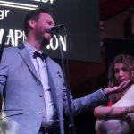 kozan.gr: Γεμάτο το club D.a.d.a. στην παρουσίαση του μουσικού άλμπουμ «ΣΕΒΤΑΛΟΔΑΡΜΕΝΟΝ», του Παναγιώτη Θεοδωρίδη στο τραγούδι και της Ειρήνης Σαχταρίδου στο αγγείο (Βίντεο 34′ & Φωτογραφίες)