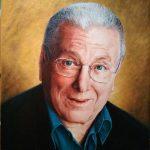 kozan.gr: Το (υπέρ)ρεαλιστικό πορτραίτο σε καμβά του γνωστού ηθοποιού Κώστα Βουτσά, πουμοιάζειμεφωτογραφία, από το συντοπίτη μας, ζωγράφο, Μιχαήλ Καραπαναγιωτίδη