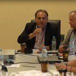 kozan.gr: Παράπονα από τον πρόεδρο του Επιμελητηρίου Φλώρινας, Σάββα Σαπαλίδη, για δελτίο τύπου που φέρεται να εξέδωσε το ΕΒΕ Κοζάνης, με το οποίο το Επιμελητήριο Φλώρινας σχεδόν «απουσίαζε» από την κοινή επιχειρηματική αποστολή στην Πάφο της Κύπρου: «Είναι άνανδρη αντιμετώπιση και συμπεριφορά και έχει ευθύνες όποιος το έκανε» (Bίντεο)