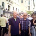 Μέλη του Δ.Σ. του Περιφερειακού Σωματείου Συνταξιούχων ΔΕΗ Δυτικής Μακεδονίας συμμετείχαν στο Συλλαλητήριο της Α.Γ.Σ.Σ.Ε