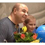 Κοζάνη: Όταν ο Μάρκος Σεφερλής συνάντησε το μικρό Θωμά μέσω του Make a Wish (Bίντεο)