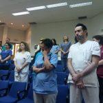 kozan.gr: Mποδοσάκειο νοσοκομείο Πτολεμαΐδας: Γιόρτασαν, το μεσημέρι της Τετάρτης, τις Παγκόσμιες ημέρες Μαίων και Νοσηλευτών (Φωτογραφίες & Βίντεο)