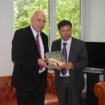 kozan.gr: Συνεργασία του ΤΕΙ Δυτικής Μακεδονίας με το Πανεπιστήμιο Χημικής Τεχνολογίας του Πεκίνου (Φωτογραφίες & Βίντεο)