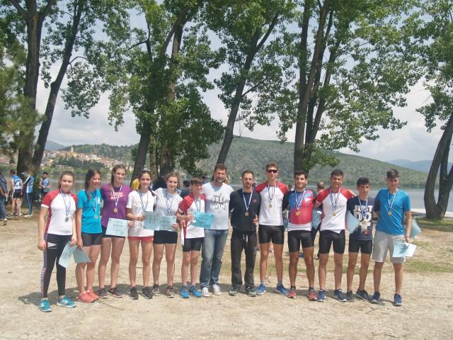 Ναυτικός Όμιλος Κοζάνης: Οι διακρίσεις μας στους διασυλλογικούς αγώνες κωπηλασίας «Κωνσταντίνος Τουφεξής», που διοργανώθηκαν από τον Ναυτικό Όμιλο Καστοριάς