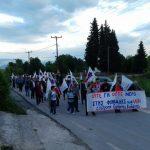 kozan.gr: ΕΕΔΥΕ: Πορεία ειρήνης, από τα Νταμάρια (Μνημείο Εθνικής Αντίστασης) μέχρι την κεντρική πλατεία της Κοζάνης, πραγματοποιήθηκε το απόγευμα της Κυριακής 13/5 (Φωτογραφίες)