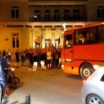 kozan.gr: Νέο βίντεο, με περισσότερο κόσμο, από τους πανηγυρισμούς των φιλάθλων του ΠΑΟΚ, στο κέντρο της Κοζάνης (Bίντεο)
