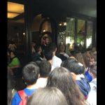 kozan.gr: Ο γνωστός παρουσιαστής Γιώργος Μαυρίδης στην Ημέρα Εθελοντισμού «Ανδρόνικος» στην Πτολεμαίδα (Φωτογραφία)