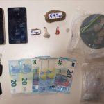 Σύλληψη δύο ατόμων για διακίνηση ηρωίνης σε περιοχή της Κοζάνης (Φωτογραφίες)