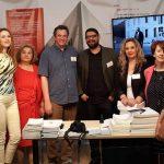kozan.gr: Φωτογραφίες από το περίπτερο της  βιβλιοθήκης Κοζάνης στην Διεθνή Έκθεση Βιβλίου Θεσσαλονίκης