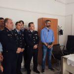 Φωτoγραφίες από τον αγιασμό για την έναρξη λειτουργίας του θεσμού του Τοπικού Αστυνόμου, στη Δημοτική Κοινότητα Αιανής