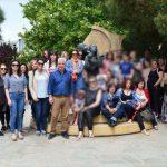 Επίσκεψη Πολιτιστικού & Λαογραφικού Συλλόγου Πρωτοχωρίου στην Ένωση Ποντίων Μαγνησίας