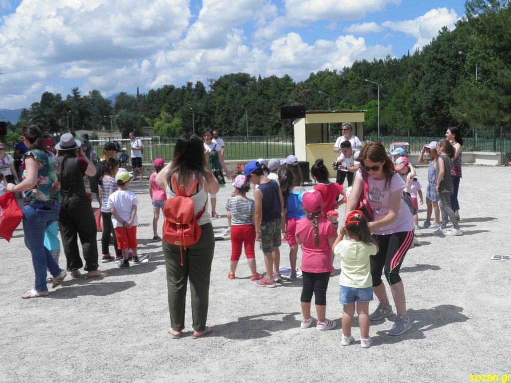 kozan.gr: Τραγούδια, παιχνίδια, χορός και δράσεις με θέμα την ανακύκλωση στον Δημοτικό Κήπο Κοζάνης (Φωτογραφίες)
