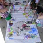 kozan.gr: Συνεχίστηκαν – και σήμερα Σάββατο – στην κεντρική πλατεία της Κοζάνης οι δράσεις της «Εβδομάδας Περιβάλλοντος». Δράκους και ιστορίες δημιούργησαν τα παιδιά (Φωτογραφίες & Βίντεο)