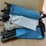 Άμεση σύλληψη 2 ατόμων για κλοπή χάλκινων σωληνώσεων σε περιοχή της Καστοριάς – Κατασχέθηκαν χάλκινες σωληνώσεις, βάρους 84 κιλών και 1 Ι.Χ.Ε. αυτοκίνητο (Φωτογραφίες)