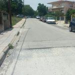 Επιστολή αναγνώστη στο kozan.gr: Τι θα γίνει με την κατάσταση του οδοστρώματος στην οδό Ελ. Μηλιου πίσω από τα Λύκεια στην Κοζάνη