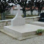 Εορδαία: Κινδυνεύουν με πτώση τάφοι στο Εμπόριο