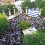 Συλλαλητήριο για τη Μακεδονία στις Πρέσπες -Την ημέρα υπογραφής της συμφωνίας