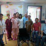 kozan.gr: Δεύτερο παιδικό αμαξίδιο στην Παιδιατρική Κλινική του Μποδοσάκειου Νοσοκομείου από το σύλλογο Ατόμων με Αναπηρία Περιφερειακής Ενότητας Κοζάνης (Βίντεο)