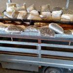 Κατασχέθηκαν μεγάλες ποσότητες ηρωίνης πάνω από  8 κιλά και ακατέργαστης κάνναβης πάνω από 210 κιλά, από αστυνομικούς της Διεύθυνσης Αστυνομίας Καστοριάς σε περιοχή της Θεσσαλονίκης (Φωτογραφίες)