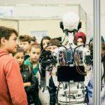 Στη 10η επετειακή  EGNATIA EXPO  φοιτητές παρουσιάζουν εκθέματα από το Φεστιβάλ Βιομηχανικής Πληροφορικής