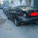 kozan.gr: Κοζάνη (Ξημερώματα Σαββάτου 2/6): Προσέκρουσε σε σταθμευμένα οχήματα προκαλώντας σοβαρές υλικές ζημιές σε δύο από αυτά
