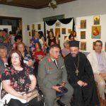 kozan.gr: Εγκαινιάστηκε η έκθεση βυζαντινής τέχνης, που φιλοξενείται στο Λαογραφικό Μουσείο Κοζάνης (Βίντεο & Φωτογραφίες)