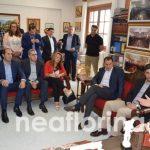 Λευτέρης Αυγενάκης από την Φλώρινα: «Η Νέα Δημοκρατία θα καταψηφίσει τη Συμφωνία των Πρεσπών» (Φωτογραφίες & Βίντεο)