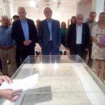 Ο Δήμος Βοΐου στις εκδηλώσεις μνήμης που πραγματοποίησε ο Δήμος Ζίτσας για τον Δημήτριο Νικολίδη, συμμάρτυρα του Ρήγα Φεραίου (Φωτογραφίες)