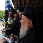 kozan.gr: Η ομιλία του Μητροπολίτη Φλωρίνης, Πρεσπών & Εορδαίας, κ.κ. Θεόκλητου στο συλλαλητήριο στο χιονοδρομικό κέντρο Βίγλας – Πισοδερίου: «'Οσο και να θελήσουν η Μακεδονία θα είναι δική μας» (Bίντεο)