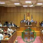 kozan.gr: Ο δήμαρχος Φλώρινας Γ. Βοσκόπουλος, στην ομιλία του στο περιφερειακό συμβούλιο, έθιξε το γεγονός ότι ο Αντιπεριφερειάρχης Φλώρινας δεν τοποθετήθηκε για το θέμα της ονομασίας των Σκοπίων, σχολιάζοντας και τη δύσκολη θέση που βρίσκεται ο Περιφερειάρχης (Βίντεο)