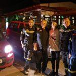 H ευχαριστήρια επιστολή τουρίστα από τη Σιγκαπούρη, προς τους άντρες της Πυροσβεστικής Υπηρεσίας Πτολεμαΐδας