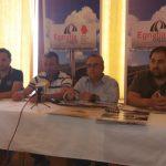 kozan.gr: Πτολεμαΐδα: Όλα έτοιμα για την 10η Γενική Εμπορική Έκθεση Δυτικής Μακεδονίας Egnatia Expo, που ξεκινά στις 14 Ιουνίου – To δυνατό «χαρτί» της οι παράλληλες εκδηλώσεις – Τι ειπώθηκε στη σημερινή συνέντευξη τύπου από τους διοργανωτές  (Βίντεο)