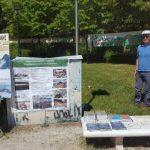 Παρουσία της Οικολογικής Κίνησης, στο δημοτικό κήπο, στο πλαίσιο των εκδηλώσεων του Δήμου για την παγκόσμια ημέρα περιβάλλοντος