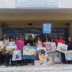 Ο Σύλλογος Εικαστικών Κοζάνης – Σ.Ε.Τ, σε συνεργασία με την Περιφέρεια Δυτικής Μακεδονίας, προσέφερε έργα τέχνης στις φυλακές υψίστης ασφαλείας των Γρεβενών (Φωτογραφίες)