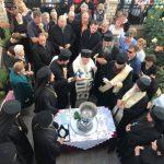 kozan.gr:  Πτολεμαΐδα: Πραγματοποιήθηκαν τα θυρανοίξια του παρεκκλησίου του Αγίου Λουκά Ευαγγελιστού&ΑγίουΛουκάΣυμφερουπόλεως και & Κριμαίας (παρεκκλήσι Αγ. Σκέπης) (Φωτογραφίες & Βίντεο))