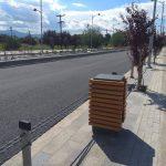 kozan.gr: «Έπεσε» η άσφαλτος  στο δρόμο της νότιας εισόδου Πτολεμαΐδας  (Φωτογραφίες)