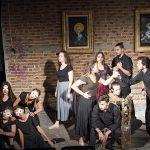Πραγματοποιήθηκε από τους Ταξιδευτές του θεάτρου, στην αποθήκη του ΟΣΕ η παράσταση: « Το μεθύσι και το άπιαστο του έρωτα»