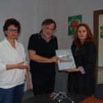 Συνάντηση του Βουλευτή Φλώρινας Κωνσταντίνου Σέλτσα με την επιτροπή συλλογής υπογραφών για τη στήριξη του Πανεπιστημίου και του ΤΕΙ στη Φλώρινα
