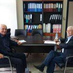 Υπογραφή σύμβασης  έργου εσωτερικής οδοποιίας Πενταλόφου