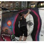 Πέντε Ελληνίδες street artists κάνουν graffitti στους τοίχους της Νέας Υόρκης – Ανάμεσά τους και η Αλεξία Τσιμίκα (Dizi Alex) από την Κοζάνη