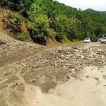 Ένα ποτάμι λάσπης η παλαιά Ε.Ο Ιωαννίνων – Κοζάνης