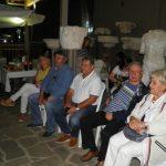 kozan.gr: Η αυλή της Αρχαιολογικής Συλλογής Κοζάνης μετατράπηκε σε χώρο εκδήλωσης για έναστρες μουσικές αφηγήσεις (Βίντεο & Φωτογραφίες)