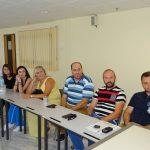 Με εργαζομένους και μέλη του Δ.Σ. των Ειδικών Εργαστηρίων Κοζάνης και Πτολεμαΐδας συναντήθηκε ο Περιφερειάρχης Δυτικής Μακεδονίας Θεόδωρος Καρυπίδης