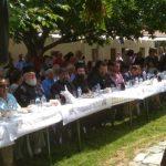 Πολύς λαός στην ιερή πανήγυρη της Αγίας Παρασκευής Μοσχοχωρίου (του παπαδάσκαλου Κωνσταντίνου Ι. Κώστα)