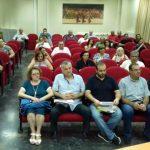 kozan.gr: Κοζάνη: Εκδήλωση της ΤΕ Κοζάνης του ΚΚΕ για την κατάσταση των δομών υγείας πρόνοιας στο νομό Κοζάνης πραγματοποιήθηκε σήμερα 25/7 (Βίντεο & Φωτογραφίες)